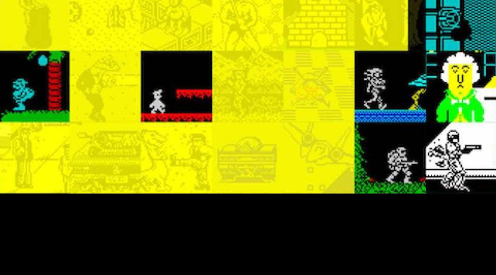 «Sinclair ZX Spectrum – Un recorrido Visual» con prólogo de Ricardo Cancho