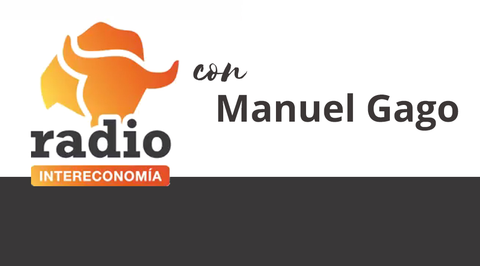 Manuel Gago, presidente de NEO, en Radio Intereconomía