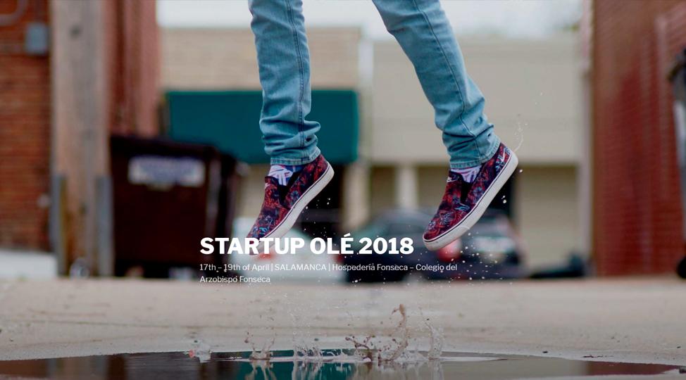 NEO en Startup OLÉ 2018